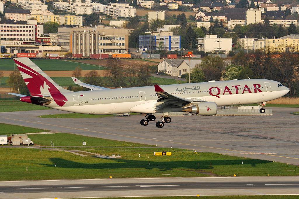 Qatar Airways - Wikipedia  Qatar Airways -...
