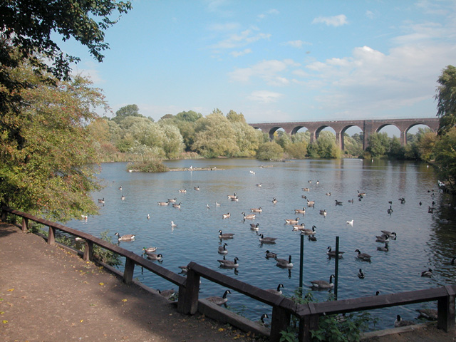 Reddish Vale Country Park - geograph.org.uk - 63865