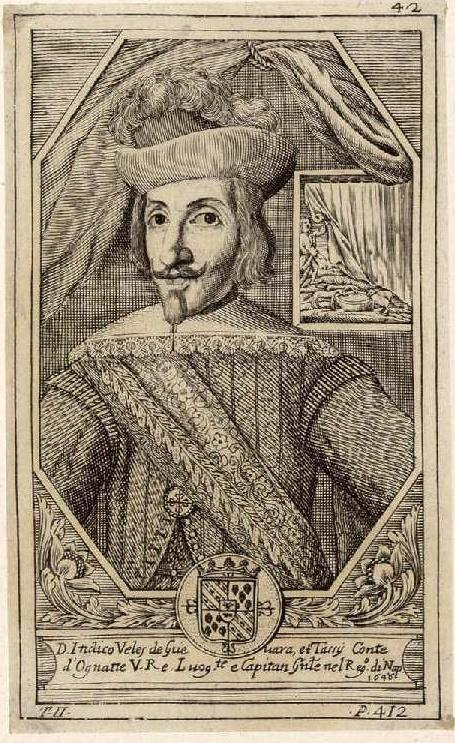 Resultado de imagen de capitán Vélez de Guevara