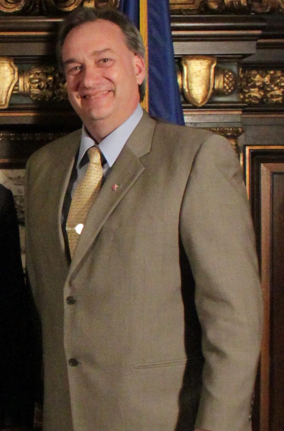 South Eastern University >> Rick Hansen (politician) - Wikipedia