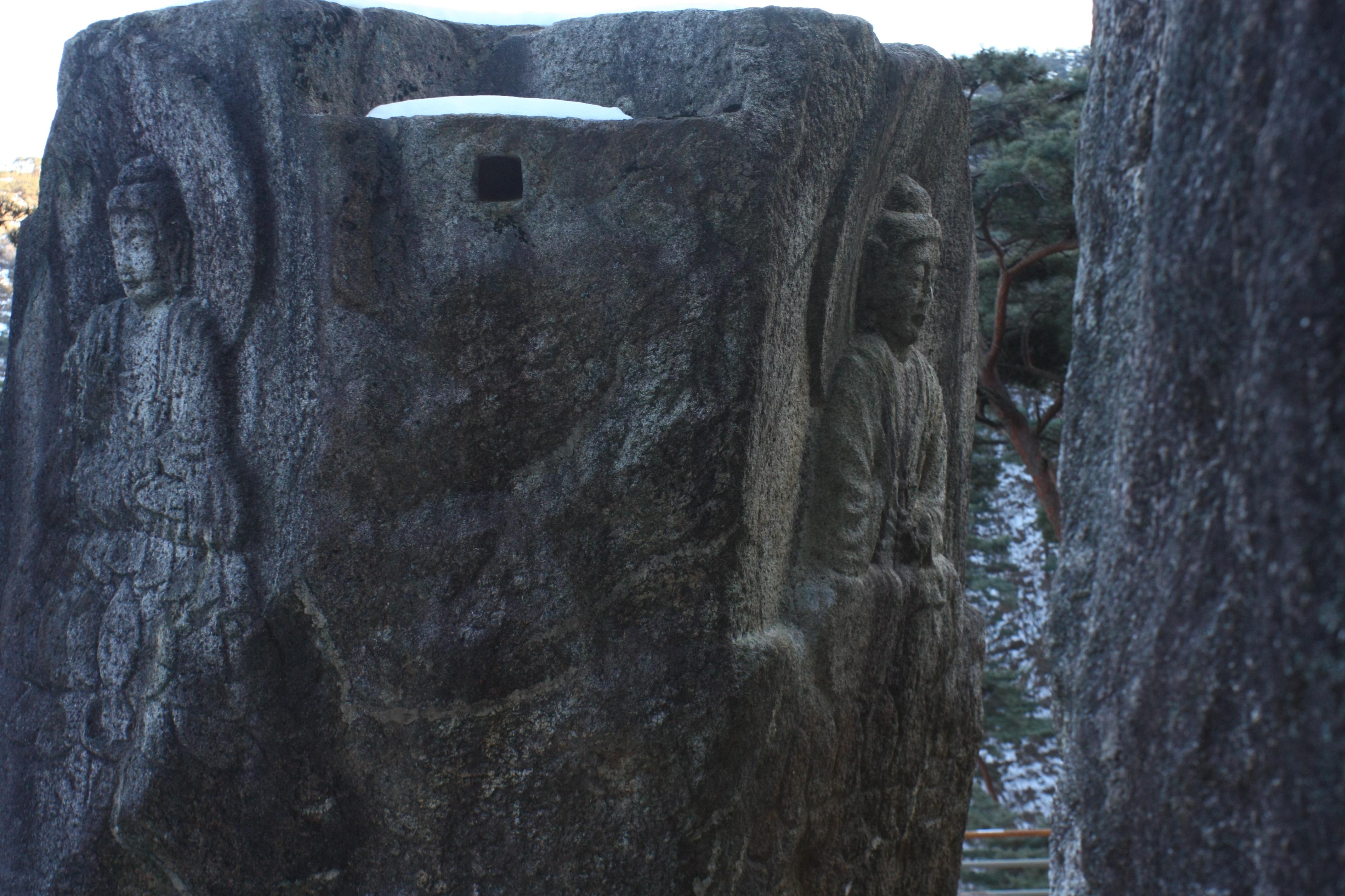 Touring Namsan the fascinating south mountain of Gyeongju
