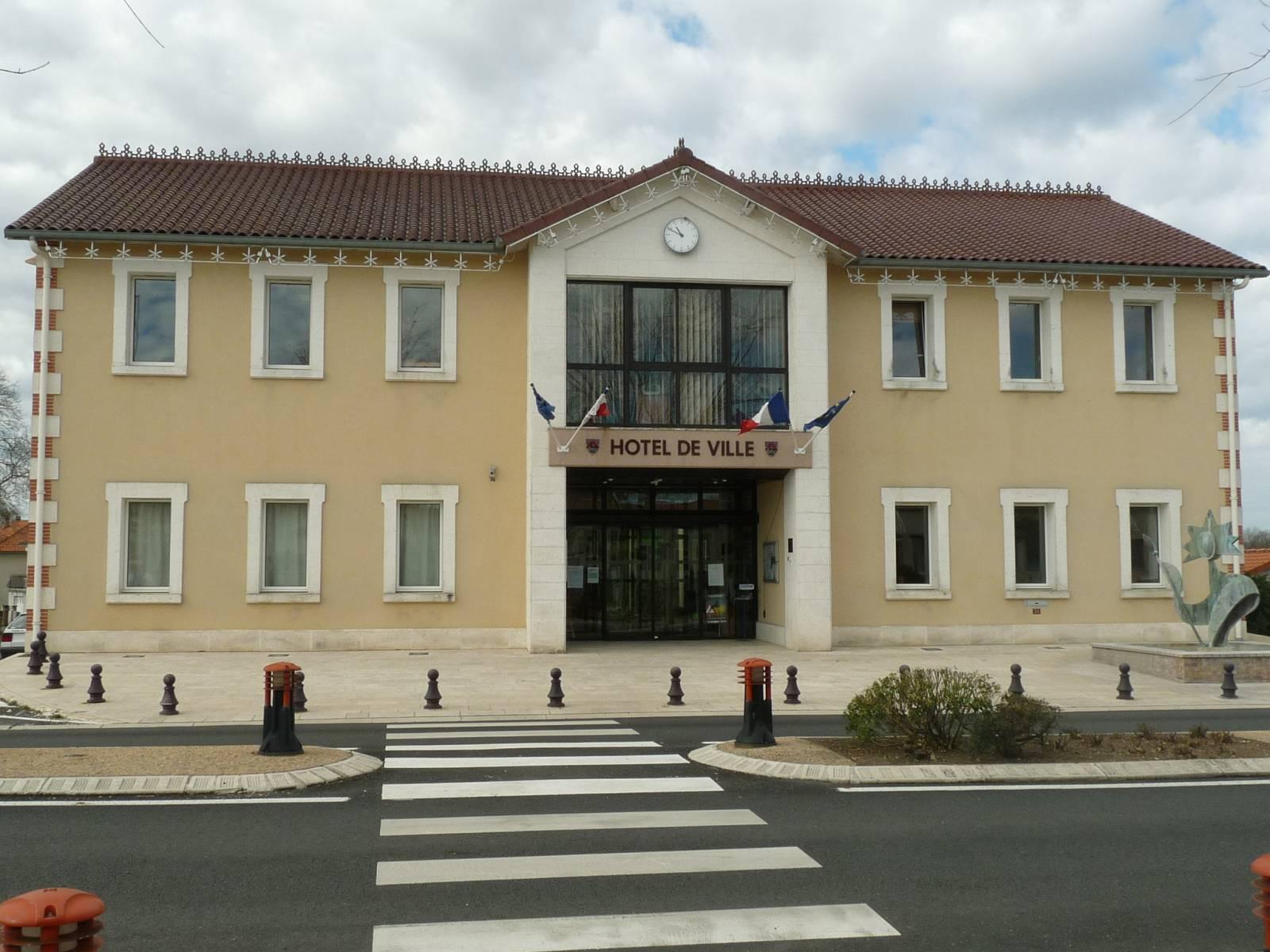 Roumazières-Loubert