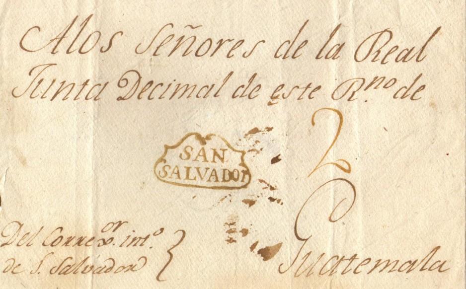 Postage Stamps And Postal History Of El Salvador