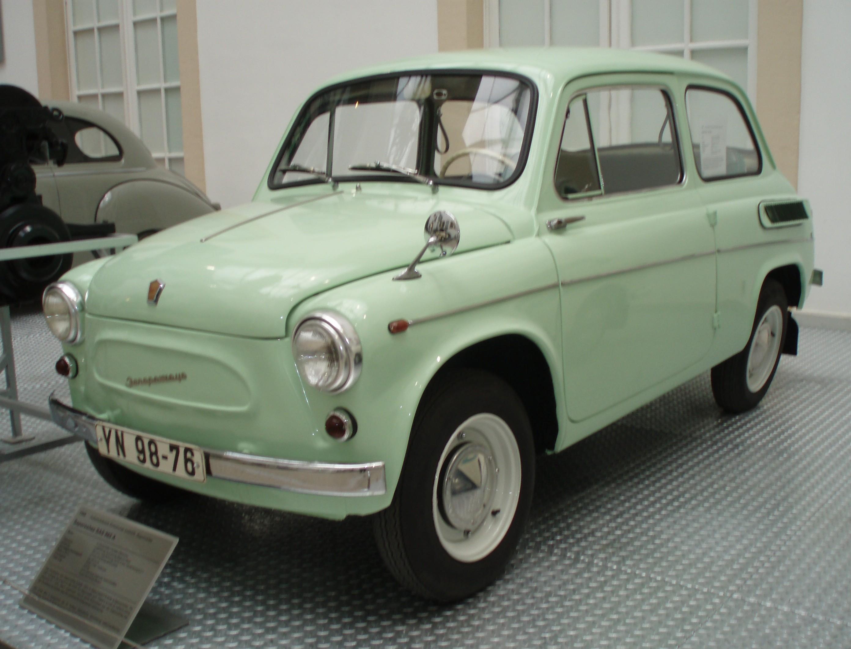 History coupe ZAZ Sport-900