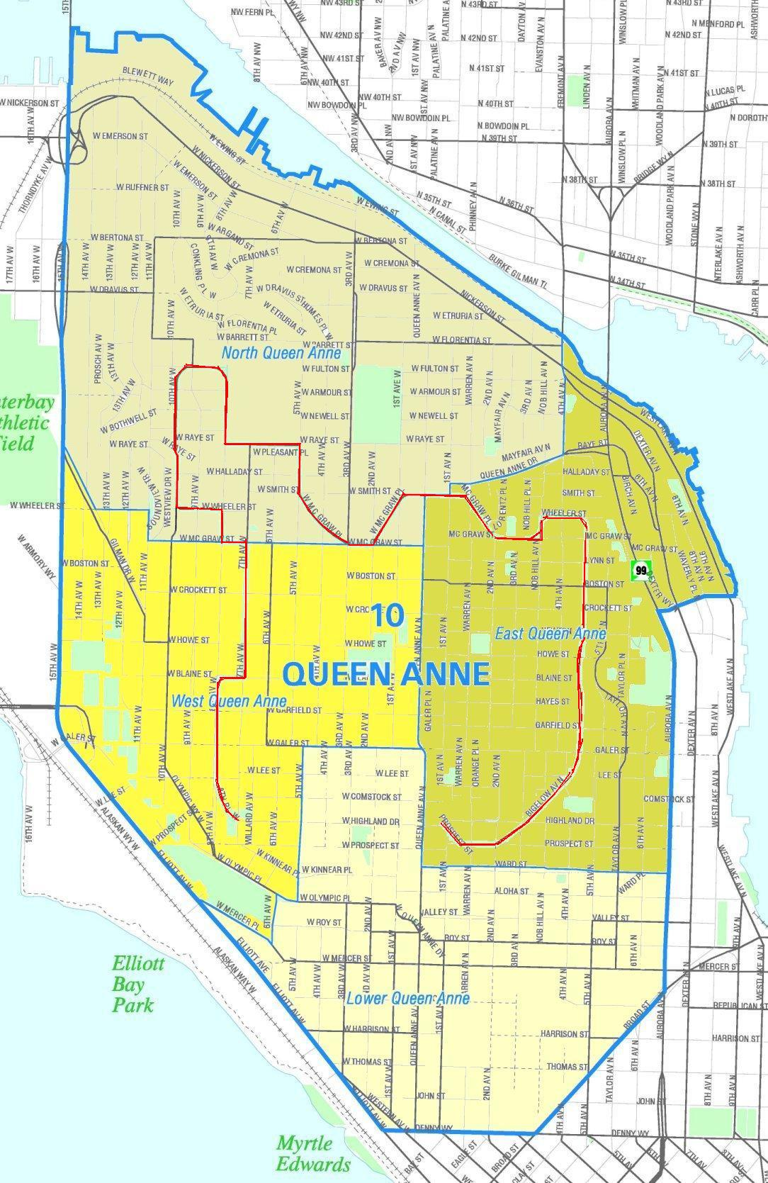 Queen Anne Boulevard Wikipedia