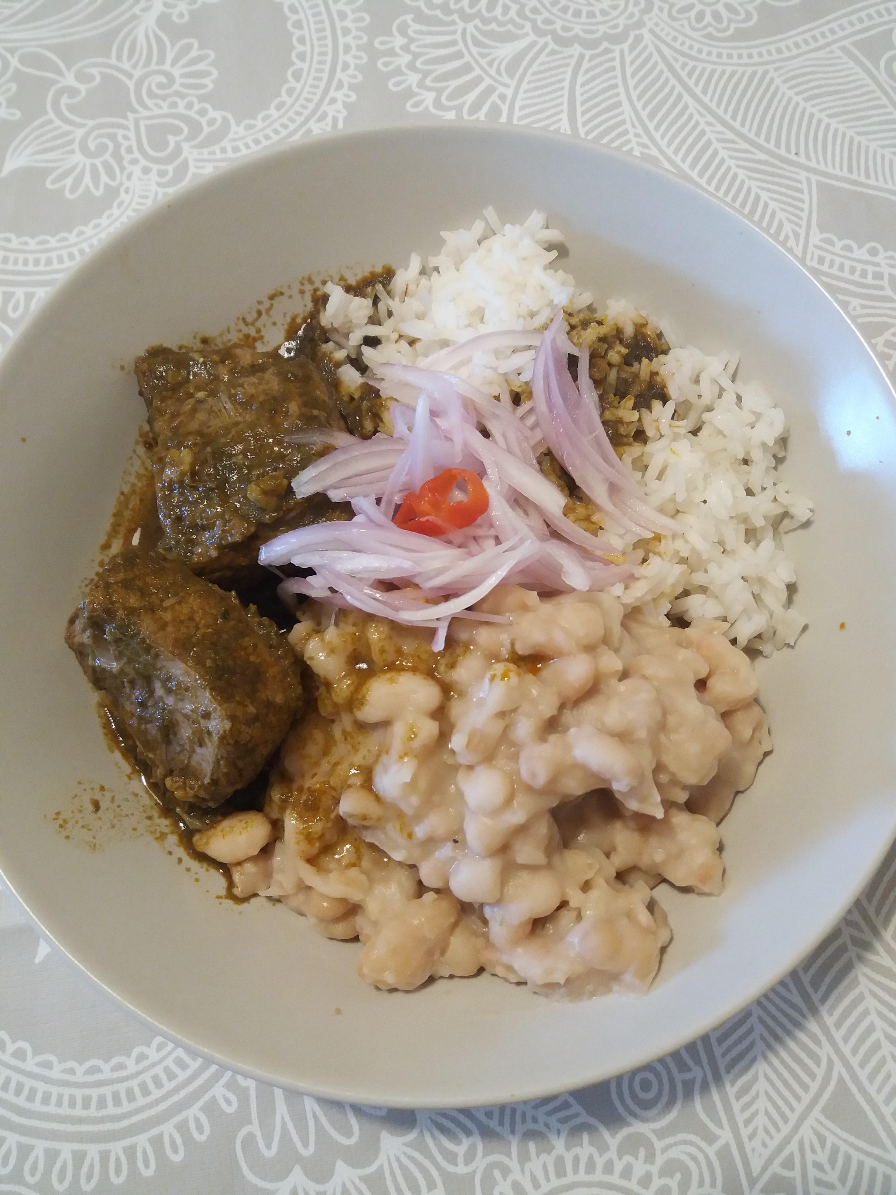 Peruvian Seco De Carne