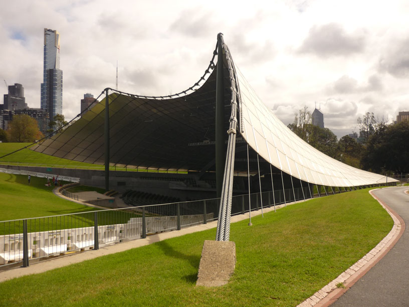 Myer Music Bowl Food And Drink