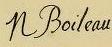 Signatur Nicolas Boileau.PNG