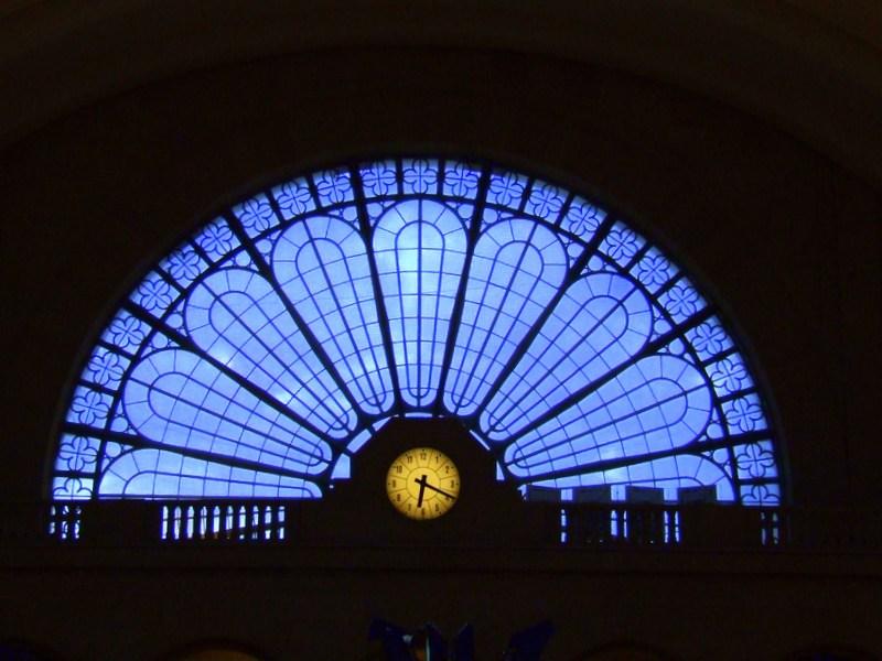 Paris Train Station Window, 2009