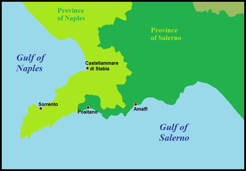 Image result for sorrentine peninsula