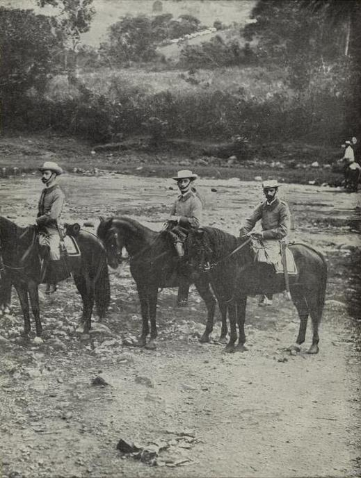 File:Spanish cavalry scouting in Cuba.jpg - Wikimedia Commons