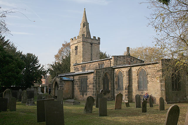 St. Catherine's Church, Cossall - geograph.org.uk - 607922