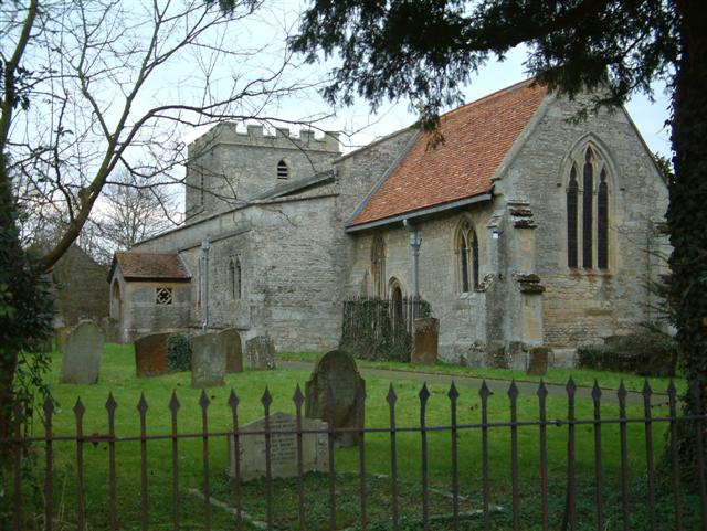 St. Nicholas' Church, Piddington - geograph.org.uk - 94399