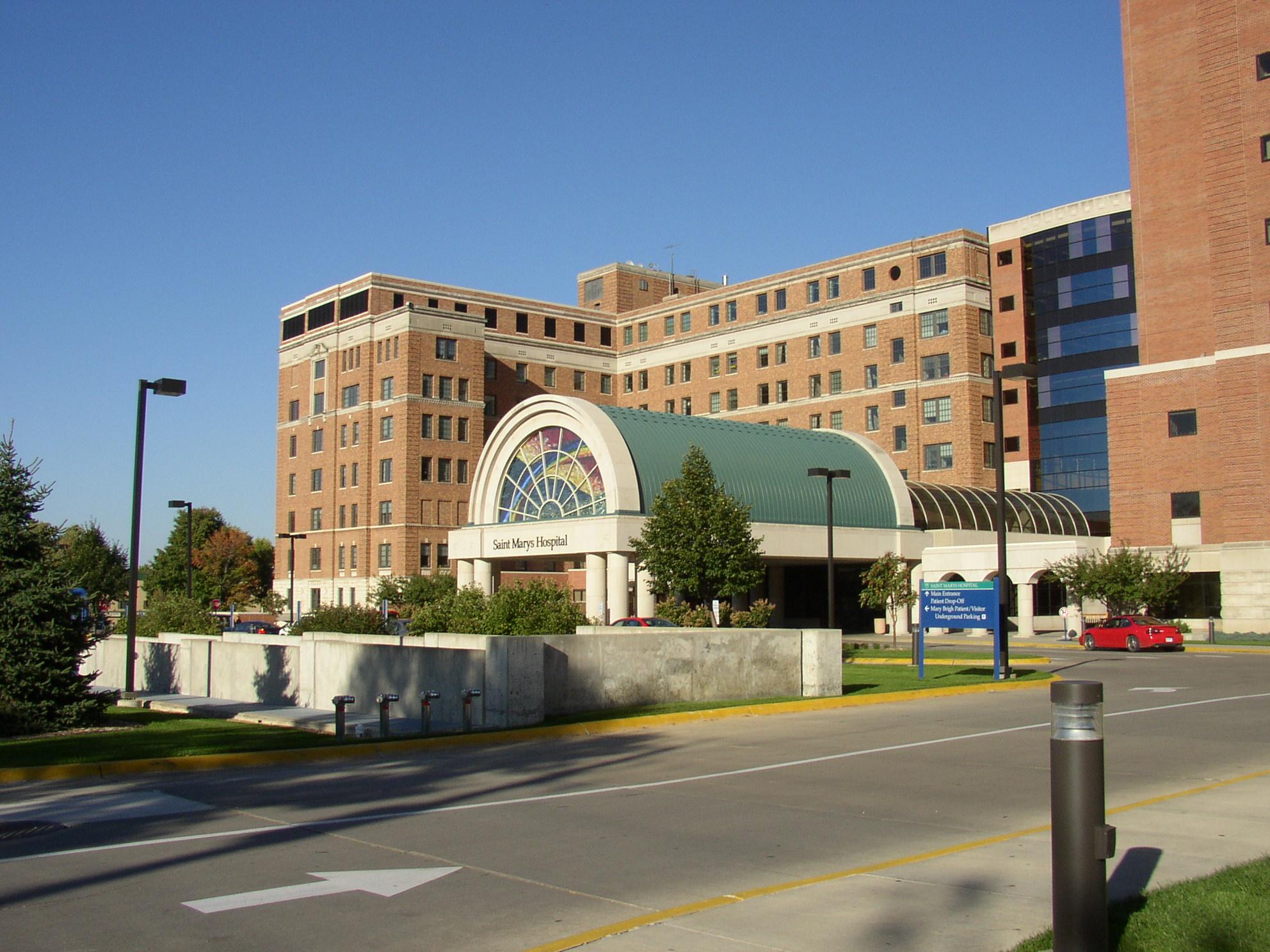 St Joseph Hospital St Paul Mn Emergency Room