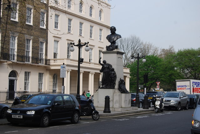 File:Statue of Sir Joseph Lister, Portland Place - geograph.org.uk - 1268874.jpg