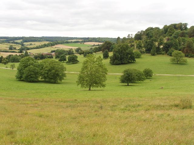 Stonor Park - geograph.org.uk - 886637
