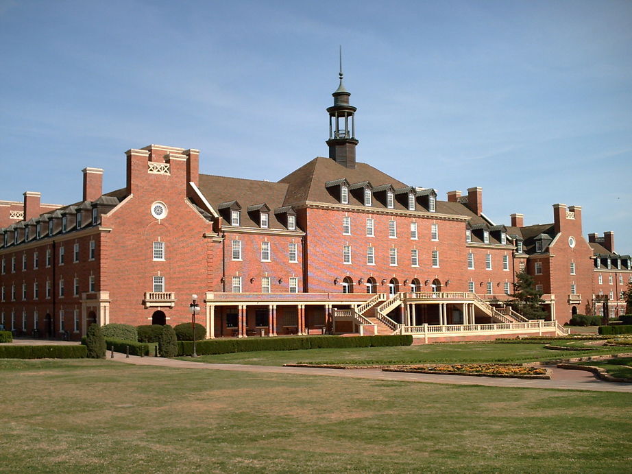 Oklahoma State University Student Union Building