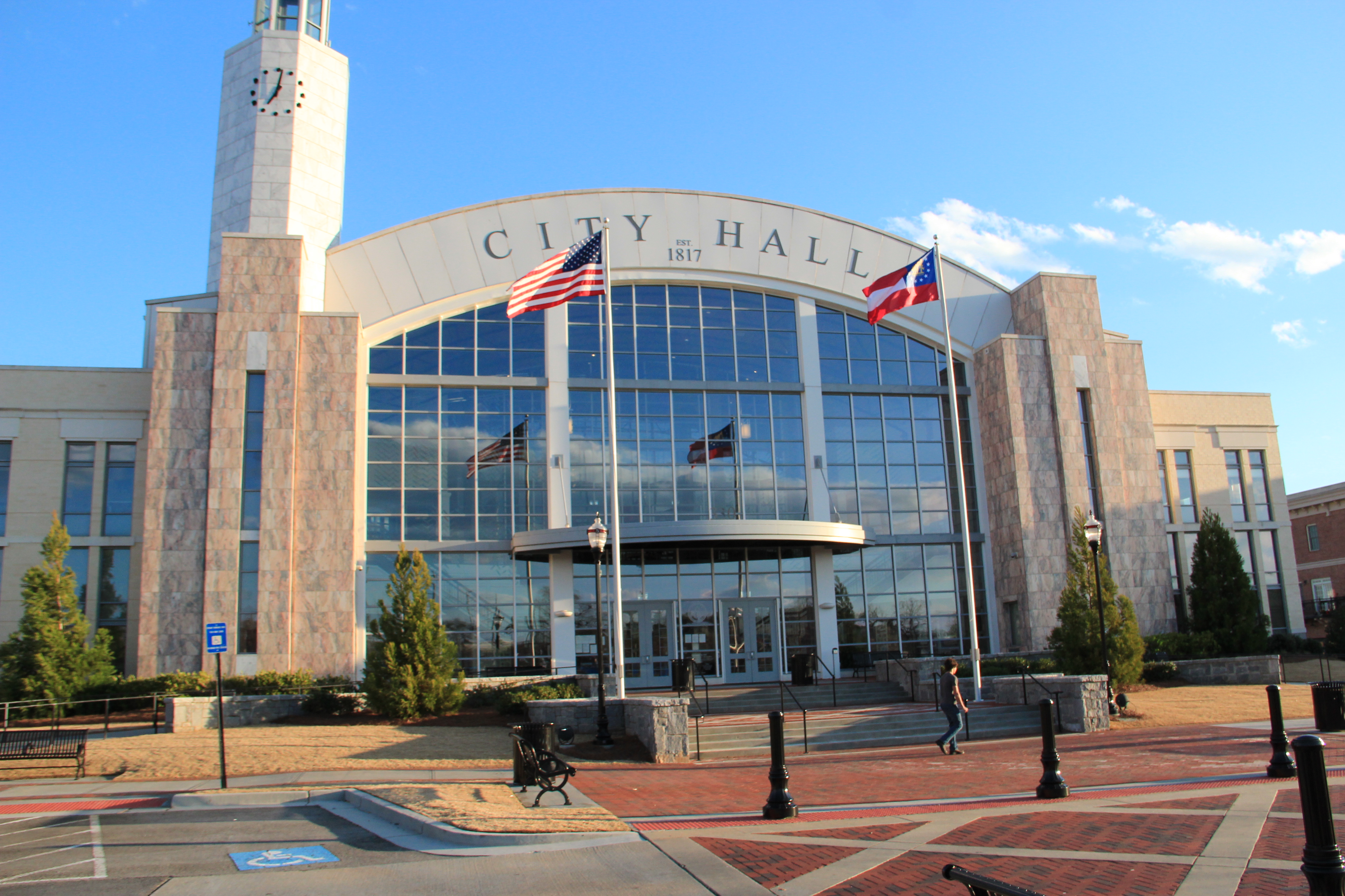 City Hall Of College Park Ga