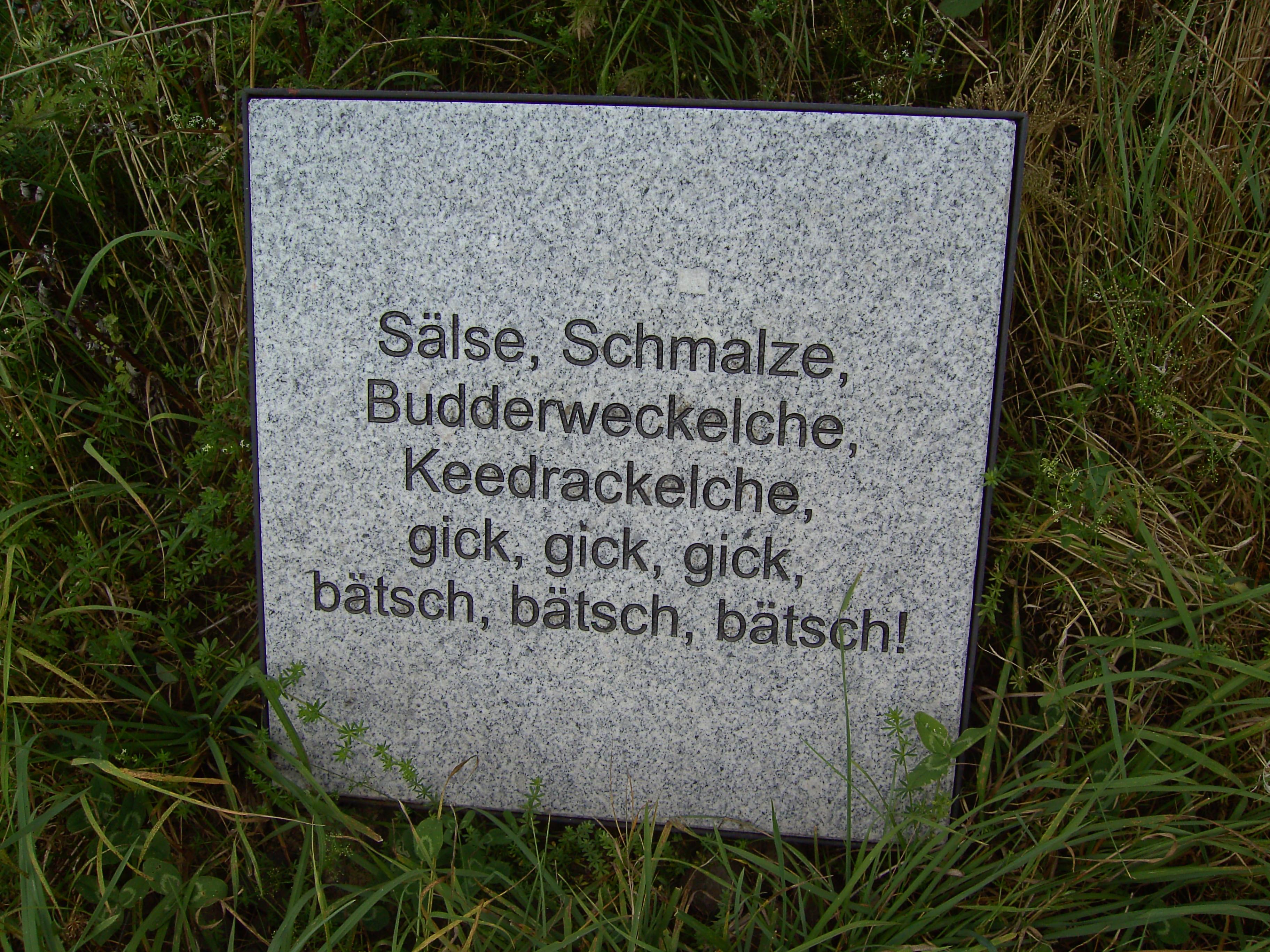 Rhöner Platt Wikipedia