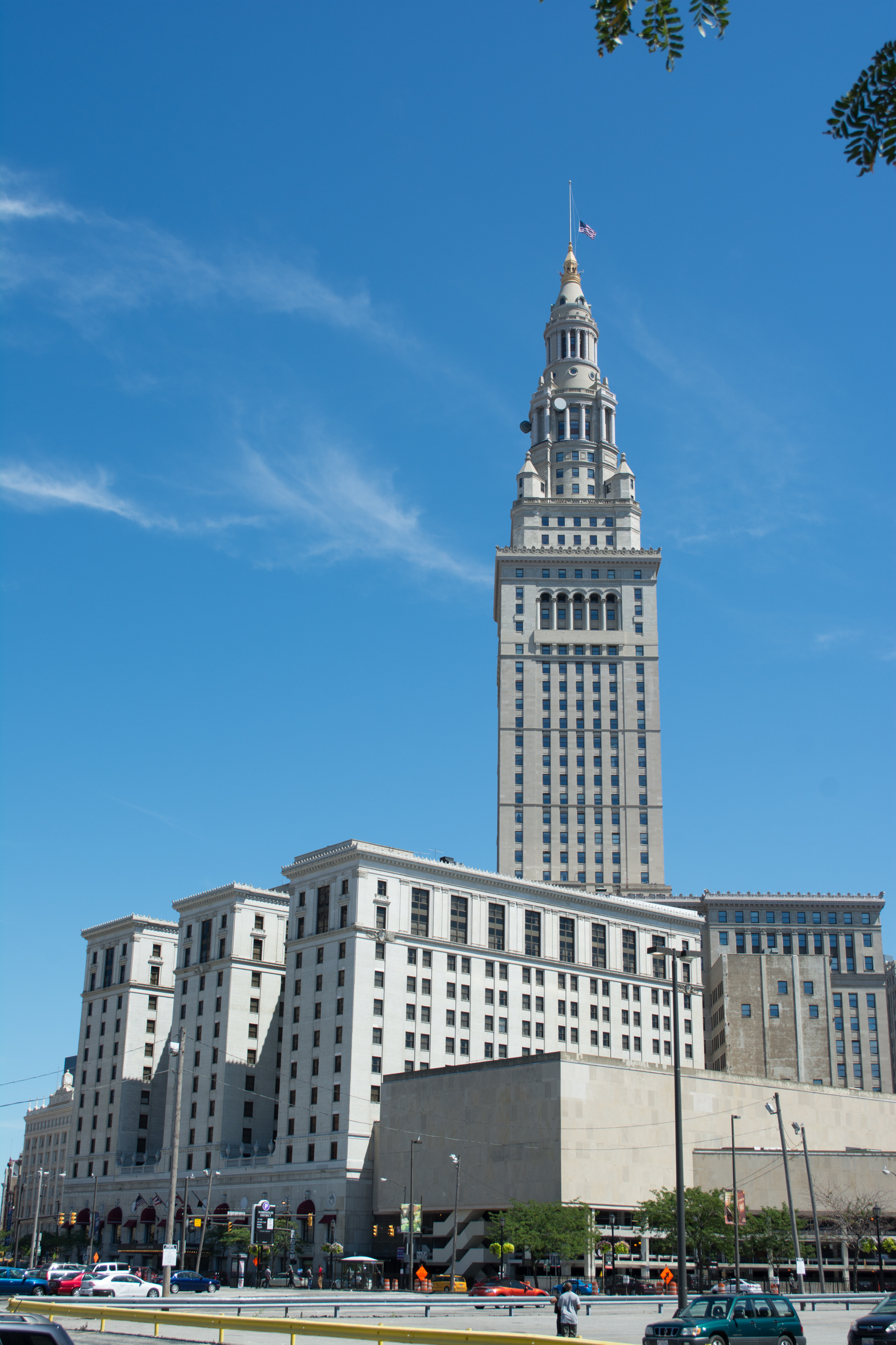 Image result for terminal tower cleveland