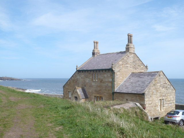 The Bathing House, Howick - geograph.org.uk - 1319920
