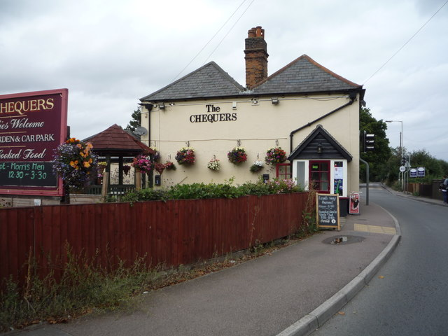 The Chequers Potters Bar Wikipedia