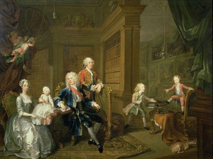 file the cholmondeley family  william hogarth  1732 jpg