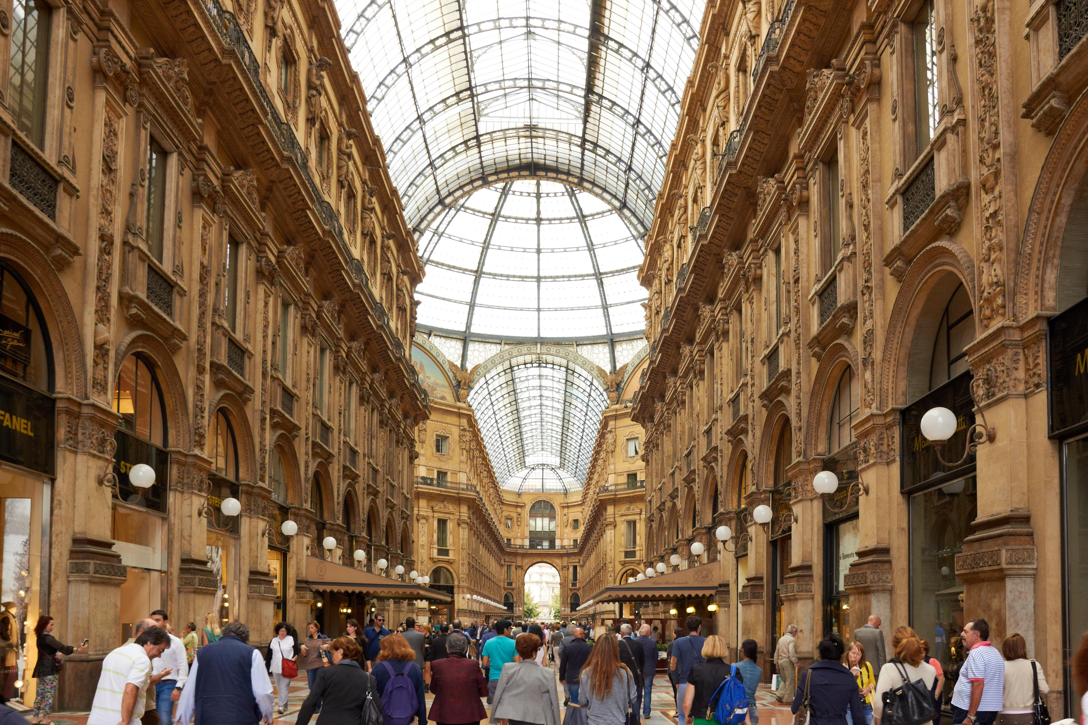 File:The Galleria Vittorio Emanuele II in Milan 2013-09-18 ...