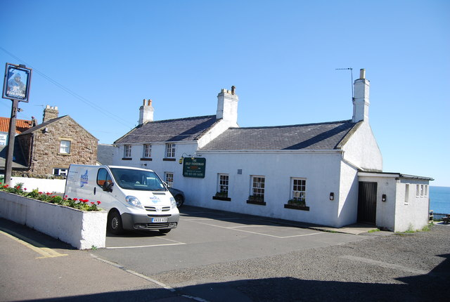 The Jolly Fisherman - geograph.org.uk - 2519099