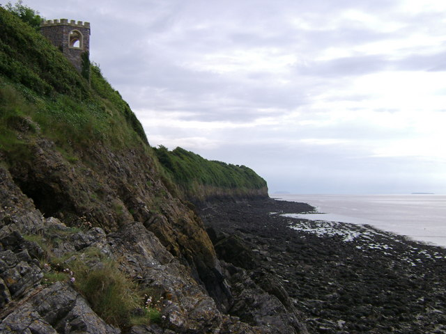 The Lookout from Salthouse Point, Clevedon - geograph.org.uk - 1351698
