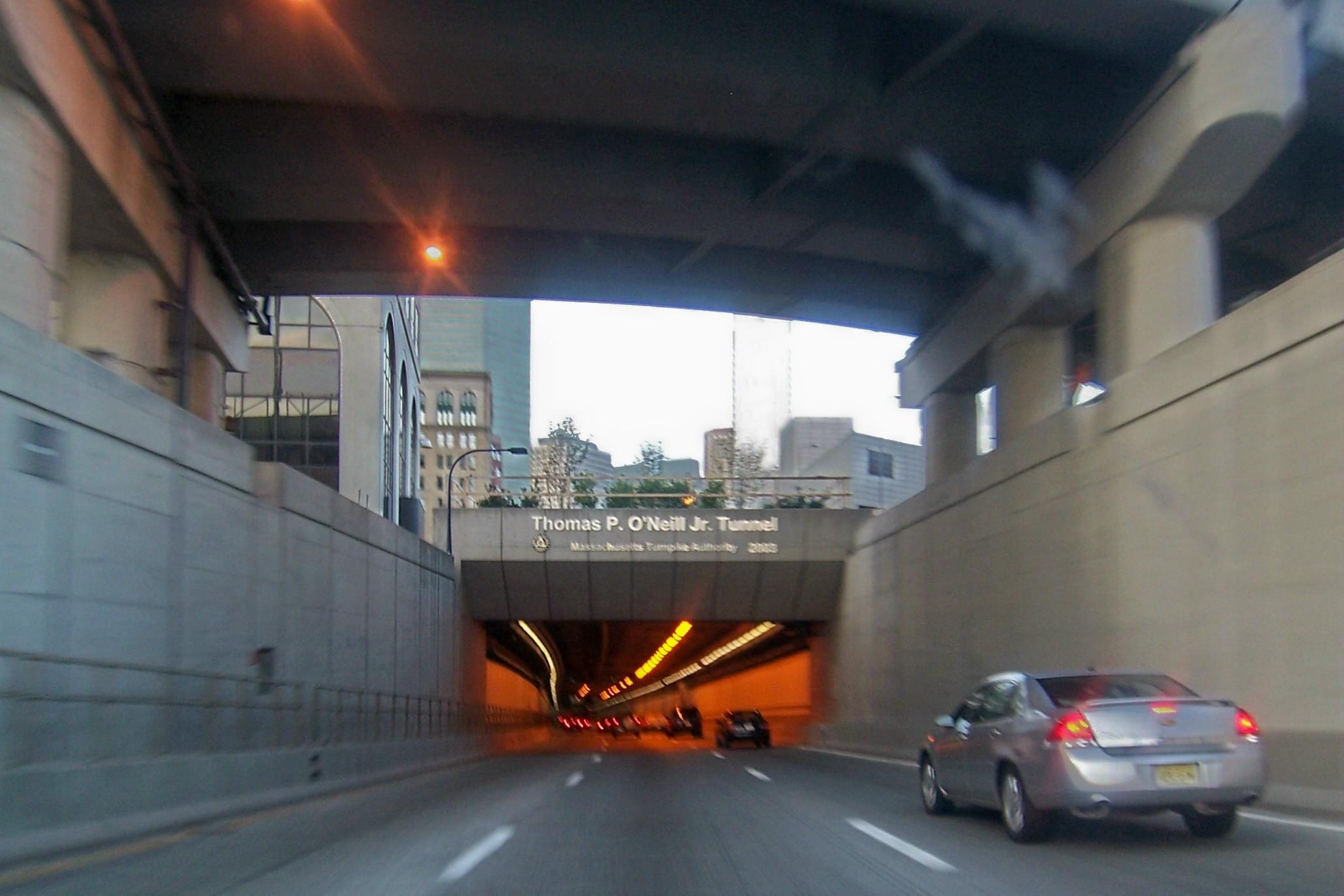 O'Neill Tunnel - Wikipedia