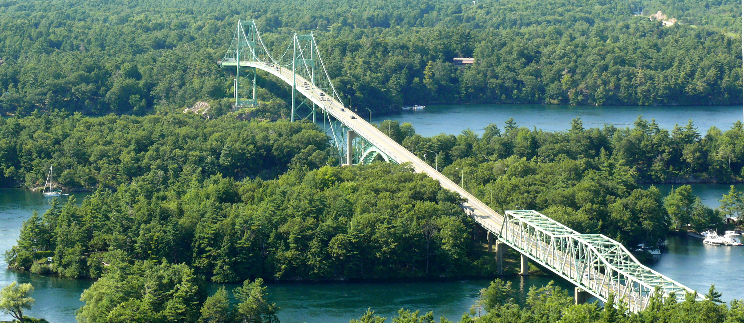 Thousand Islands To Belleville
