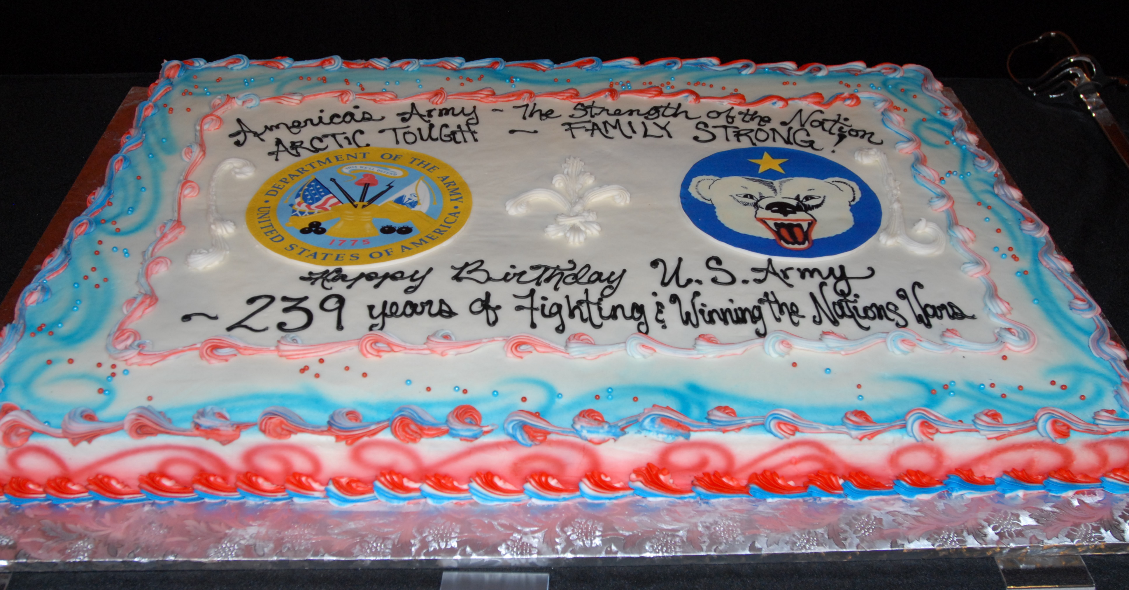 Fileus Army Alaska Celebrates 239 Years Of History At Army Birthday