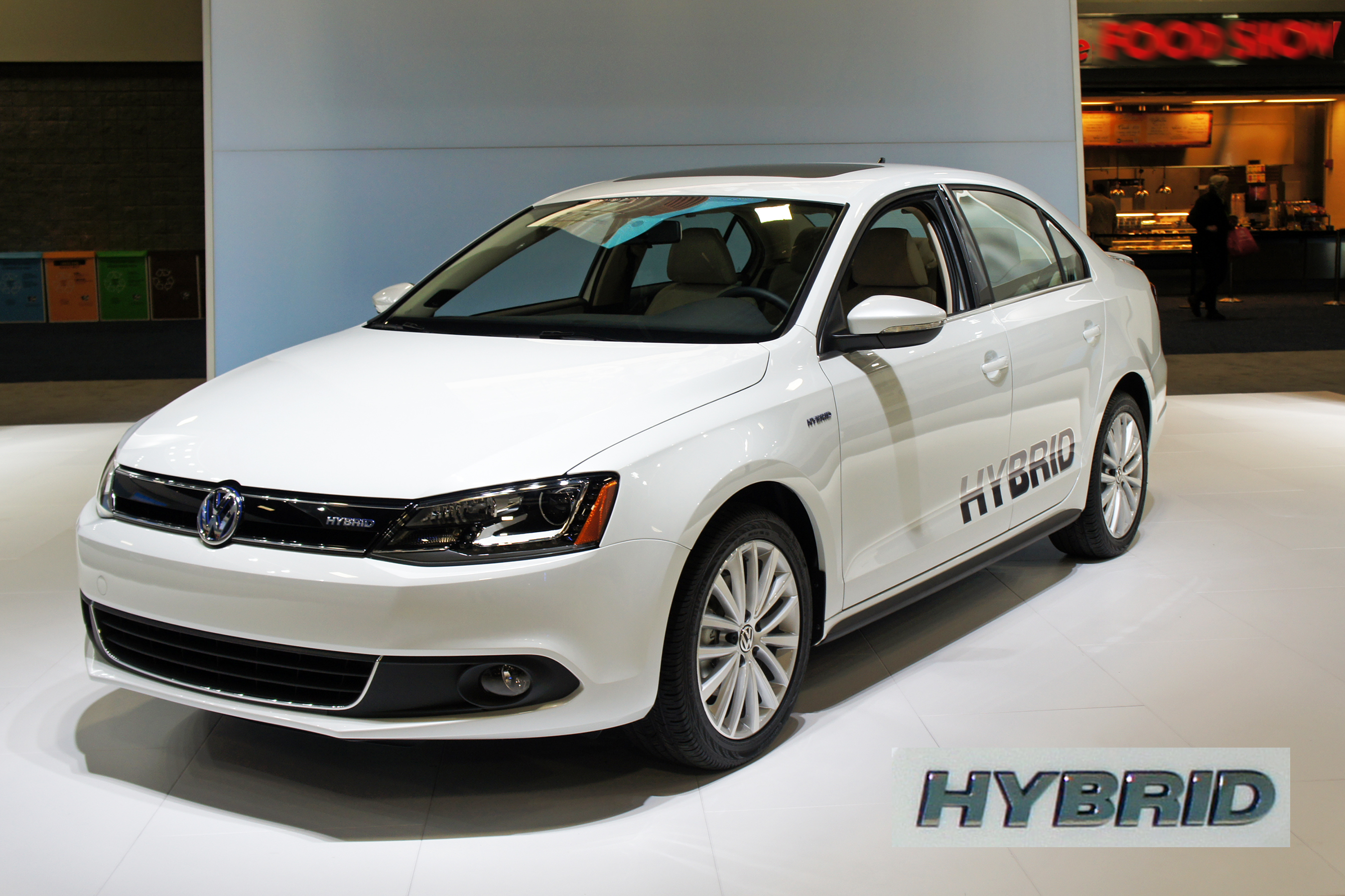 Hybrid Car Energy Education