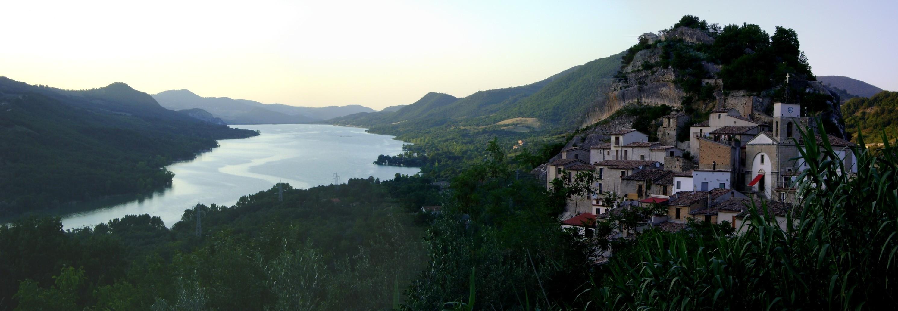 Lago de Bomba