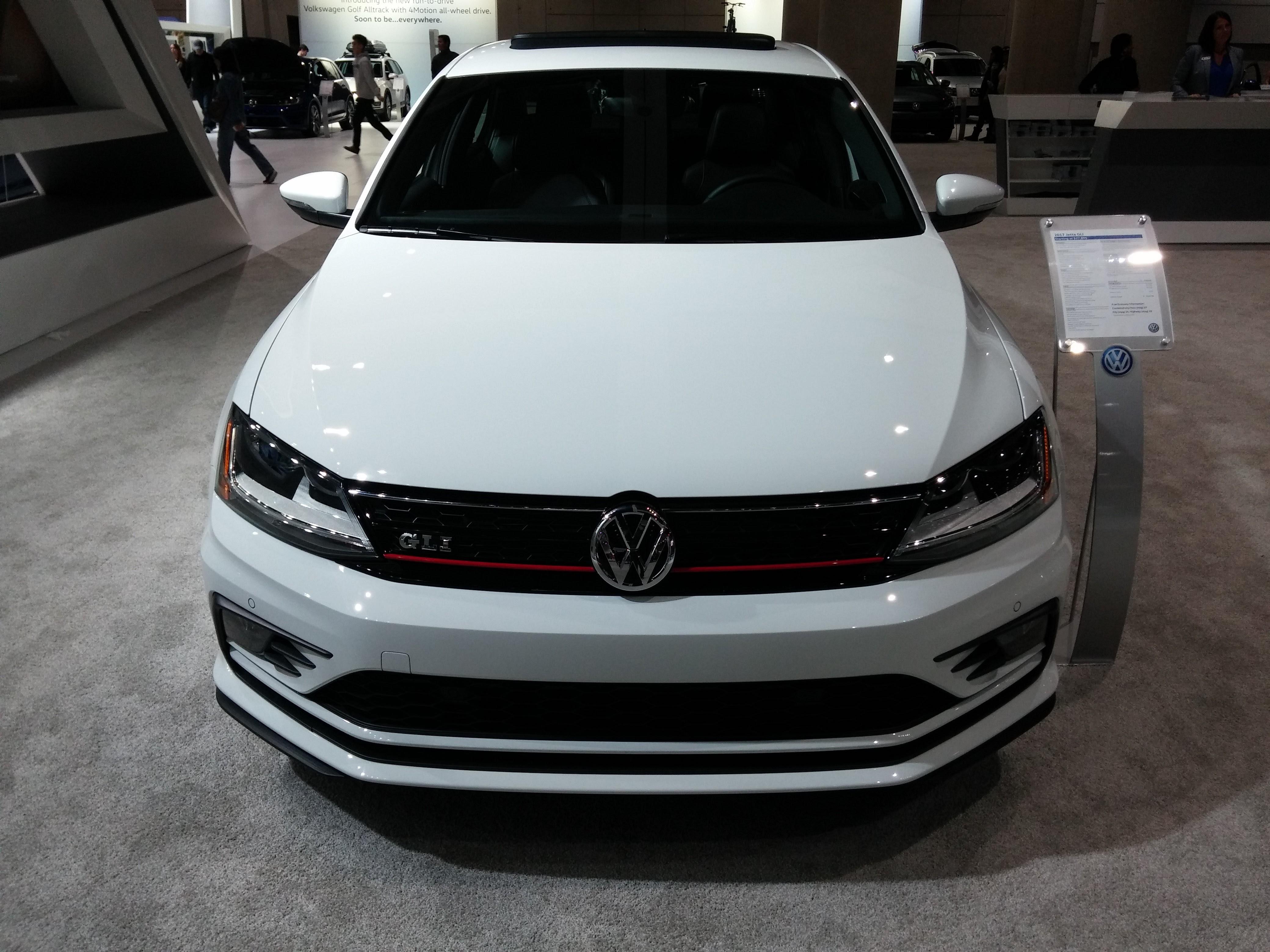 File Volkswagen Jetta Gli 2017 Front Jpg