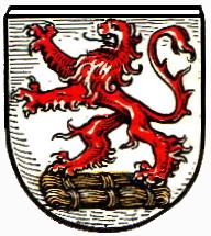 Wappen von Barmen im deutschen Bundesland Nord...