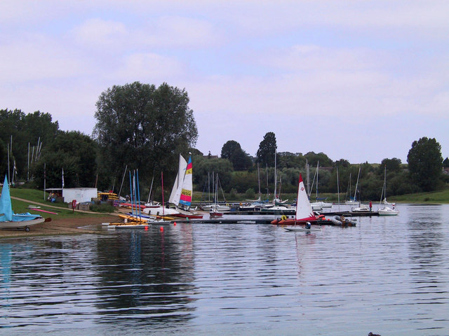 Whitwell Harbour, Rutland Water - geograph.org.uk - 1035888