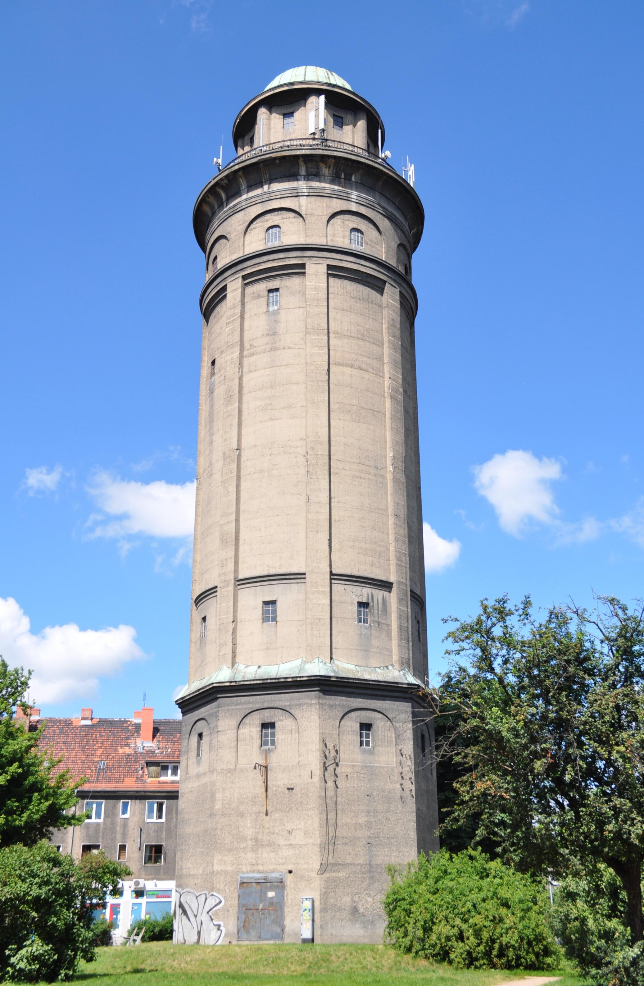 Wieża ciśnień na Karłowicach