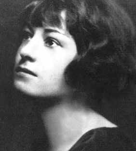 Portrait of Dorothy Parker