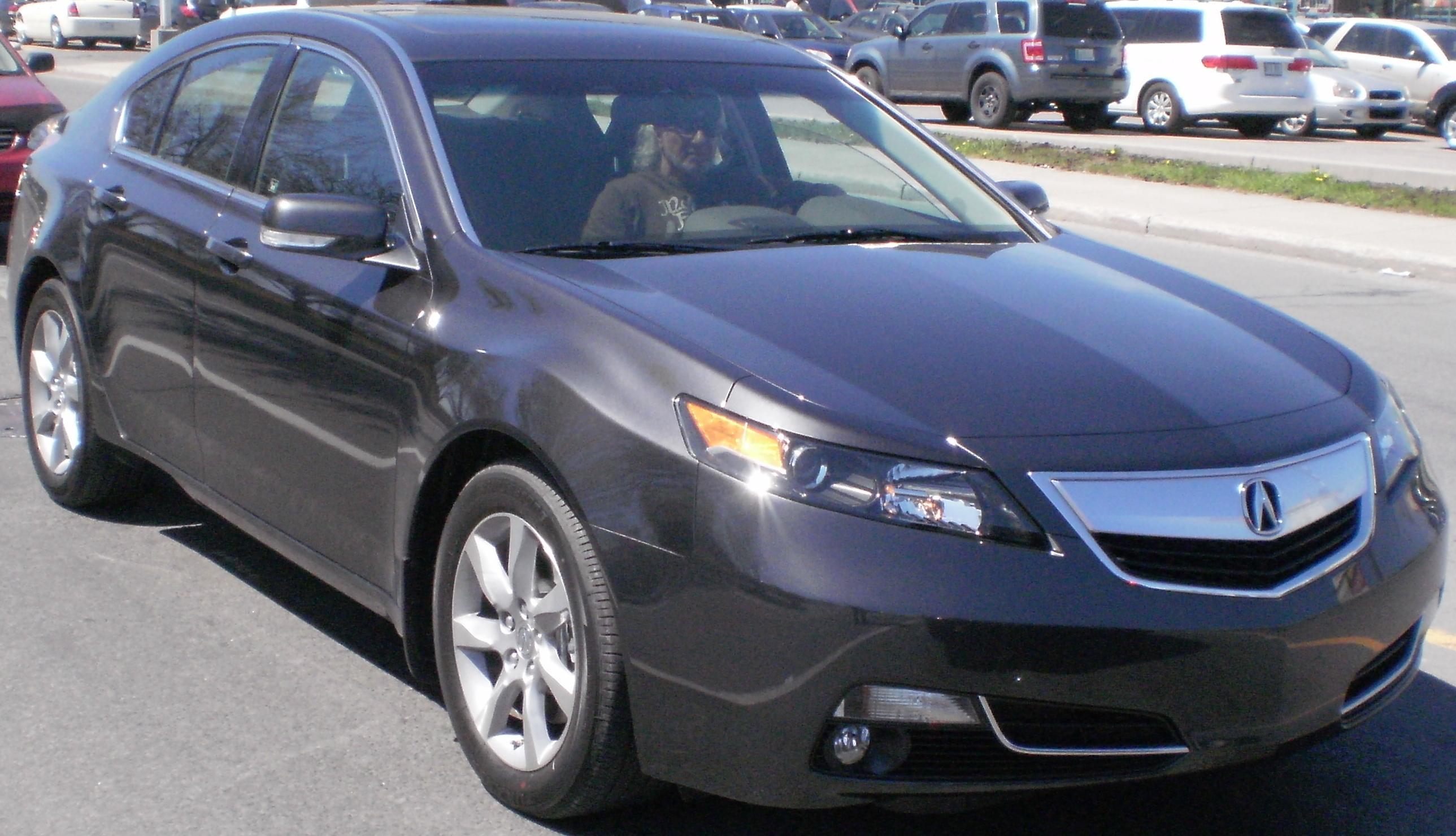 Acura tl model