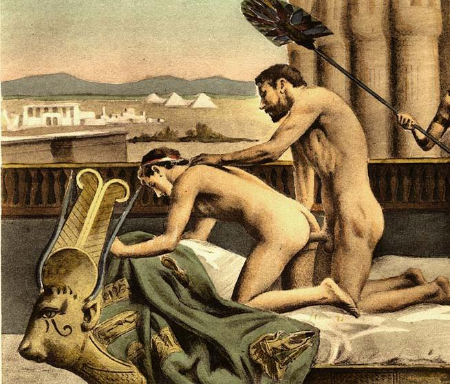 Ancient greece gay sex porn james takes his 1