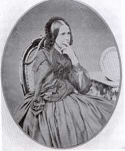 Caroline of Hesse-Homburg (1819-1872) Princess Reuss of Greiz
