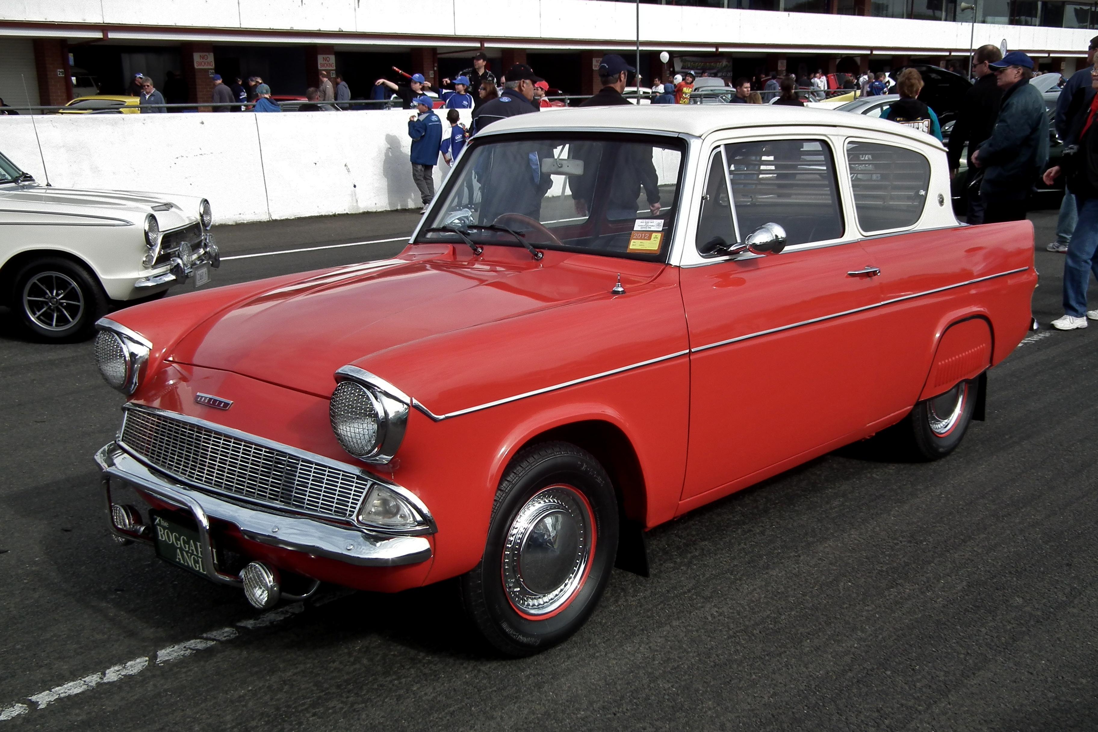Форд Англия 105 Е