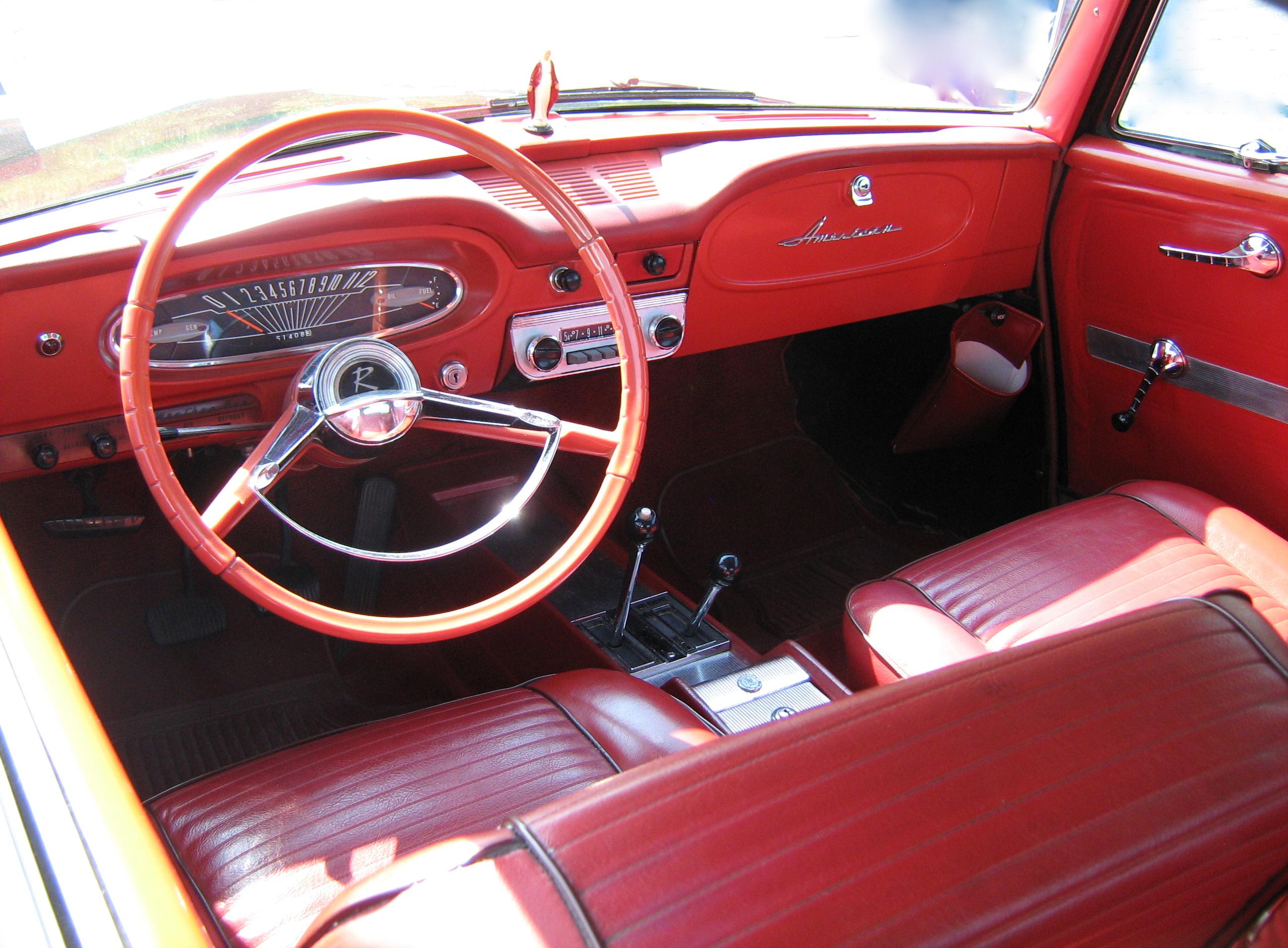 File 1963 Rambler American 440 H Black Red Md In Jpg