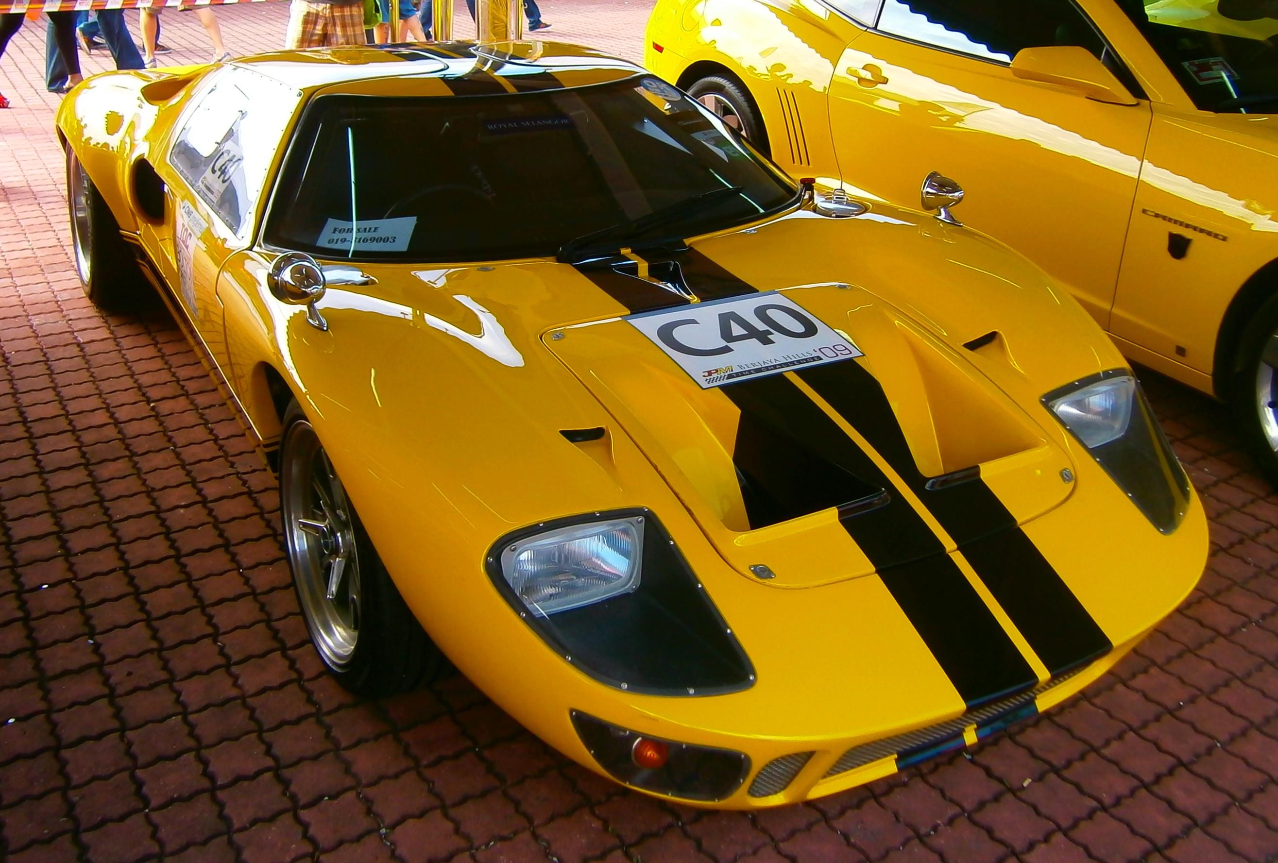 File  Ford Gt At Sepang Intl Circuit Malaysia Jpg