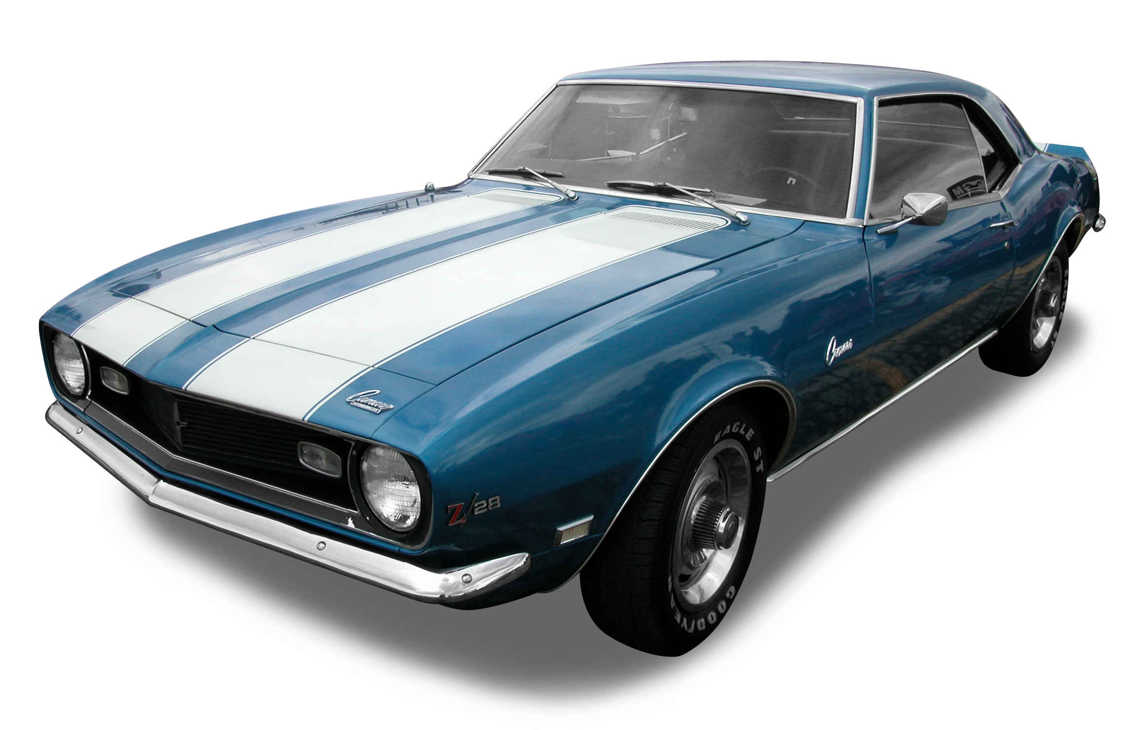 File 1968chevroletcamaroz28 Png Wikipedia