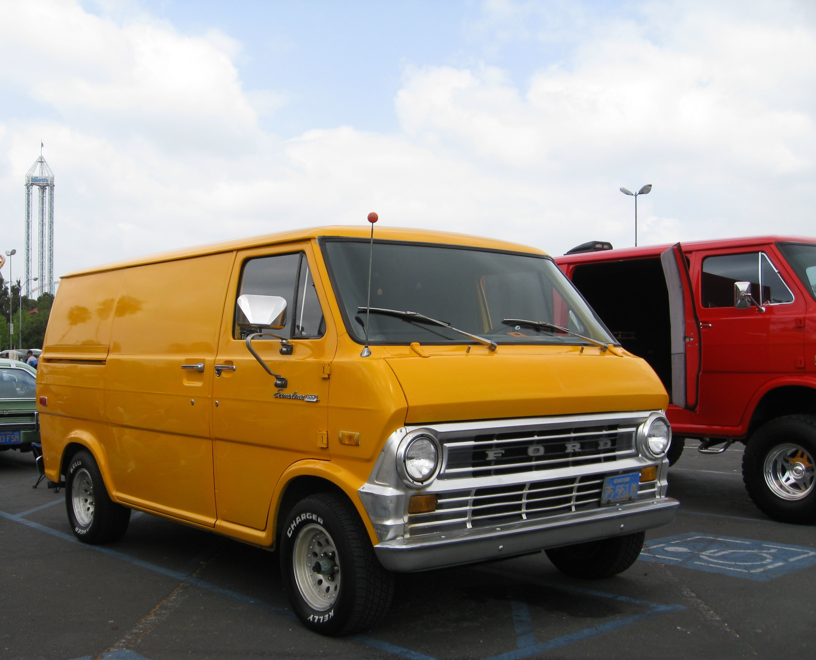 File 1973 Ford Econoline 100 Jpg Wikipedia