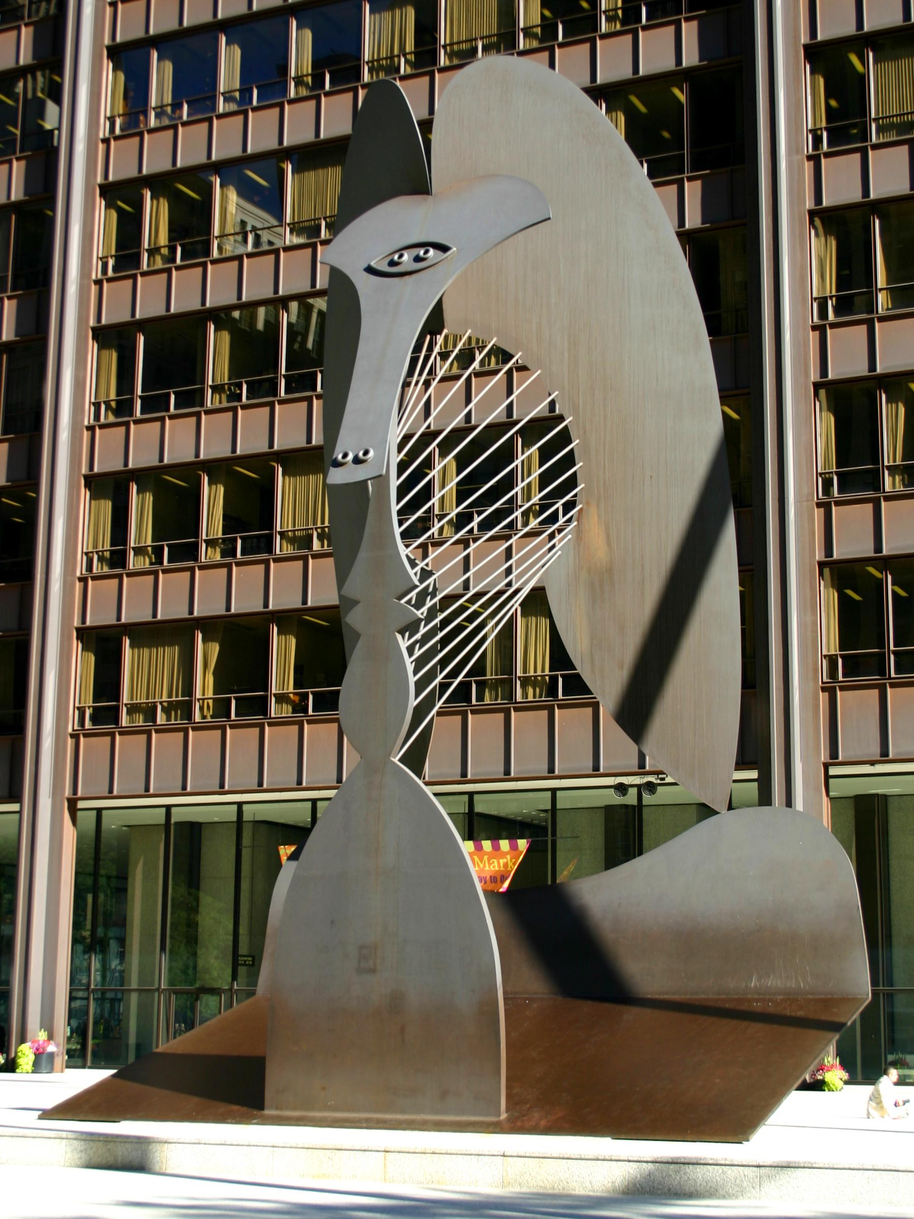 Chicago Picasso - Wikipedia
