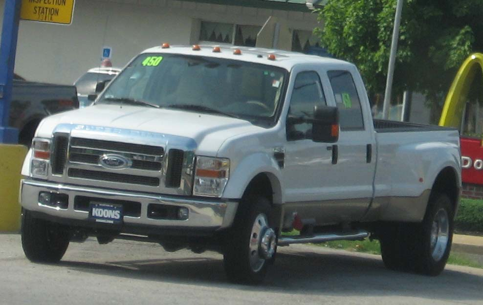 File:2008-Ford-... 2008 F350